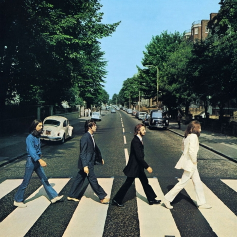 The Beatles- Abbey Road