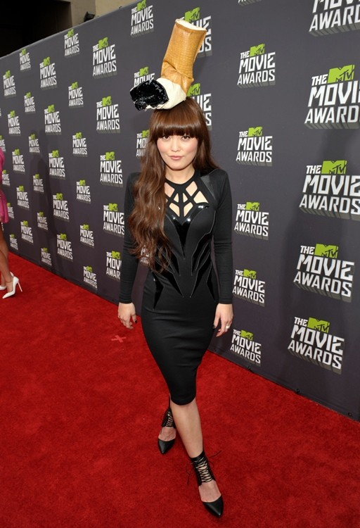 ALFOMBRA ROJA DE LOS MTV MOVIE AWARDS