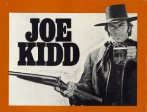 JOE KIDD FRENCH PRESS BOOK