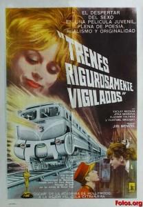 MENZEL-Jiri-1966-Ostre-sledovane-vlaky-Trenes-rigurosamente-vigilados-AR000