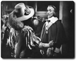 La máscara de hierro-1929- Douglas Fairbanks (1a)