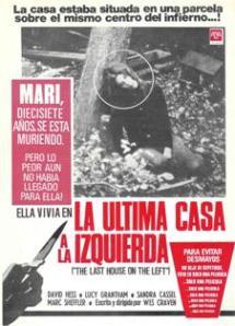 Ciclo Wes Craven: La Última casa a la izquierda (1972)