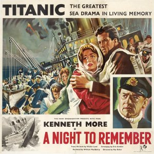 1959 A night to remember - La ultima noche del Titanic (ing) (ss)