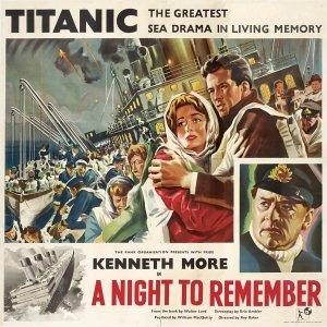 1959 A night to remember - La ultima noche del Titanic (ing) (ss)