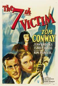 La Séptima víctima (1943)