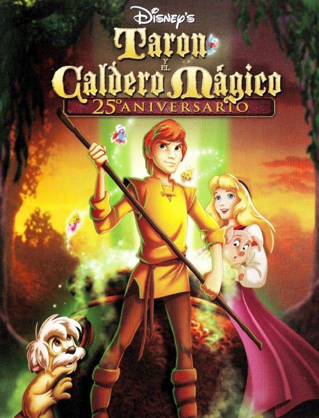 Taron_Y_El_Caldero_Magico_(25_Aniversario)-Caratula